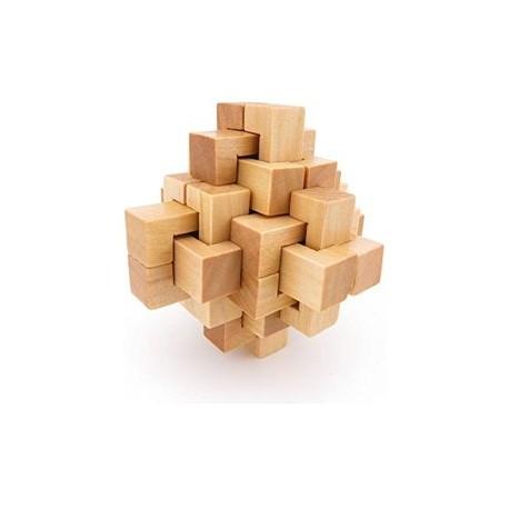 Puzzle de Madera Kongming