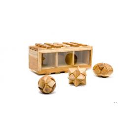 Caja Magica de Madera