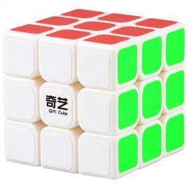 Cubo Qi Yi 3x3x3 Blanco