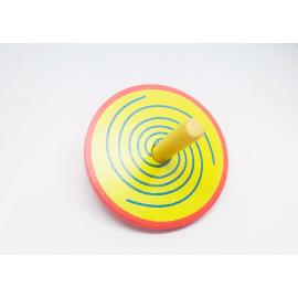 Tompo de Madera Multicolor