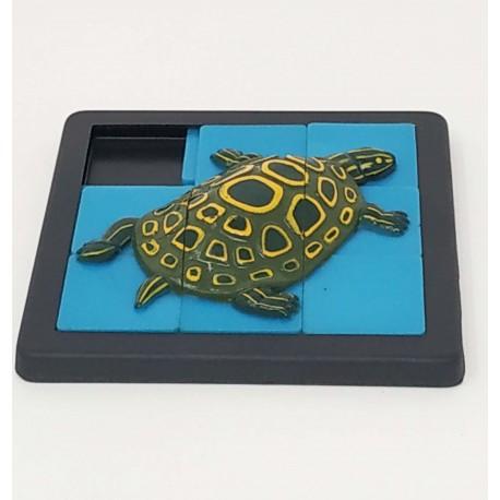 Puzzle Tortuga 3D