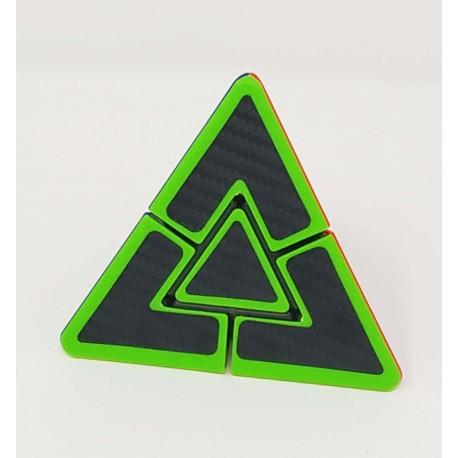 Piramide Fibra de Carbono