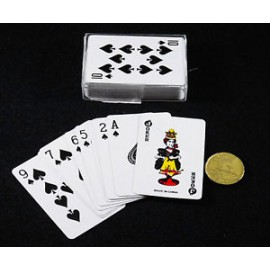 Mini Cartas de Poker