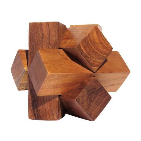 Puzzle de Madera Nudo