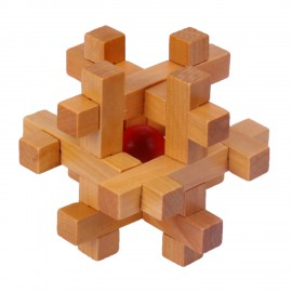 Puzzle de Madera Jail