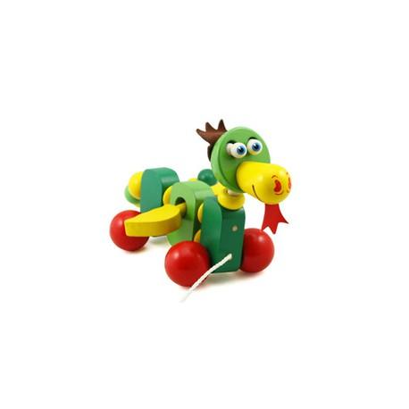 Dragon de Madera para Niños