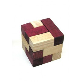 Puzzle Cubo Soma