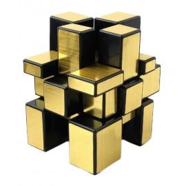 Cubo Espejo Dorado
