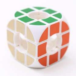 Cubo Void 3x3 Blanco