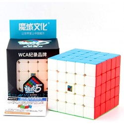 Cubo Moyu 5x5 Blanco