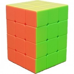 Cubo Magic 3x3x4