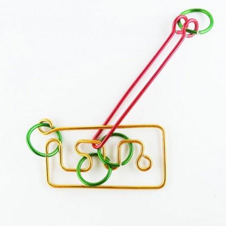 Puzzle Rectangulo - Puzzle Artesanal