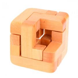 Puzzle de Madera de Haya Rosa