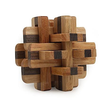 Puzzle de Madera Entrelazado