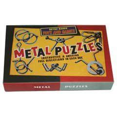 Puzzles acero